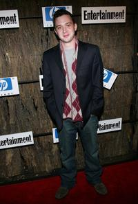 Eddie Kaye Thomas at the Entertainment Weekly's Winter Wonderland Sundance Bash during the 2005 Sundance Film Festival.