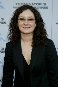 Sara Gilbert at the world premiere of