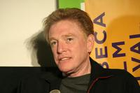 William Atherton at the press conference for the film