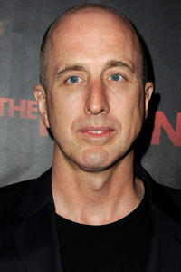 James McTeigue at an L.A. screening of