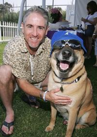Carlos Alazraqui at the Purina Pro Plan