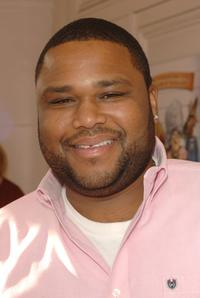 Anthony Anderson at the premiere of