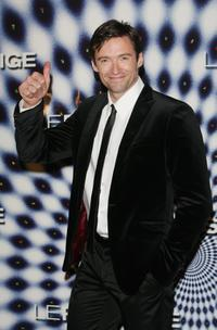 Hugh Jackman at the premiere of the