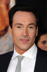 Chris Klein at the California premiere of