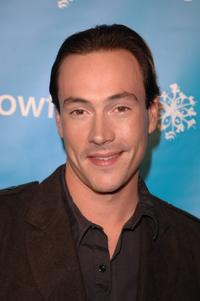 Chris Klein at the Baccarat 3rd Annual Lighting of Rodeo.