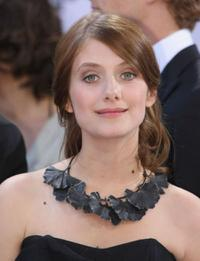 Melanie Laurent at the German premiere of