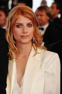 Melanie Laurent at the premiere of