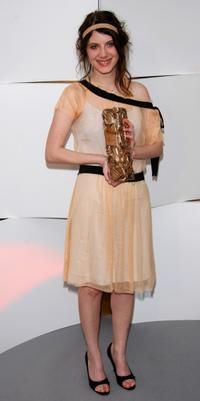 Melanie Laurent at the 32nd Cesars film awards ceremony.