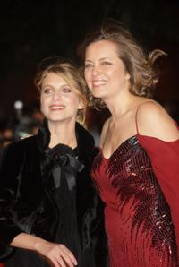 Melanie Laurent and Greta Scacchi at the premiere of