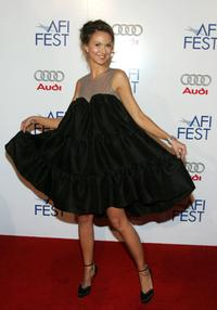 Svetlana Metkina at the Audi opening night gala of