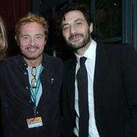David Courier and Filippo Timi at the 2009 Toronto International Film Festival.