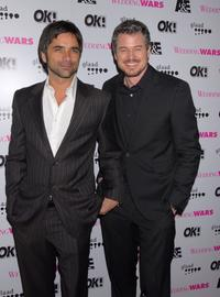 John Stamos and Eric Dane at the premiere of