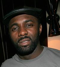 Idris Elba at the Chris
