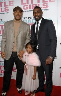 Tyler Perry, Idris Elba at the Hollywood premiere of
