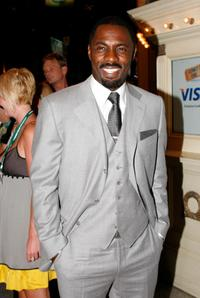 Idris Elba at the premiere screening of