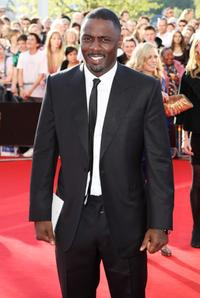 Idris Elba at the BAFTA Television Awards 2009.