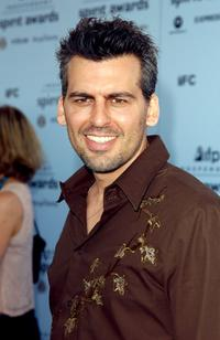 Oded Fehr at the 2003 IFP Independent Spirit Awards.