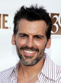 Oded Fehr at the Showtime's 30th Anniversary and Summer 2006 TCA party.