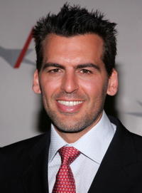 Oded Fehr at the AFI Awards Luncheon 2005 in L.A.