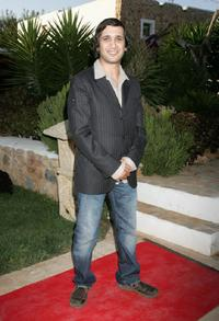 Jimi Mistry at the Atzaro party during the first Ibiza and Formentera Film Festival.