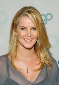 Maeve Quinlan at the launch party of MTV Network's LOGO Channel on Time Warner Cable.