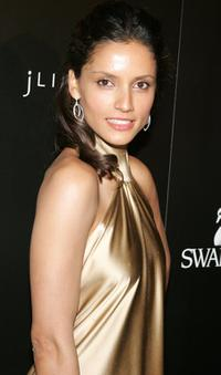 Leonor Varela at the 8th Annual Costume Designers Guild Awards.