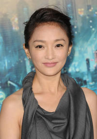 Zhou Xun at the California premiere of