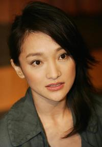 Zhou Xun at the 12th Hong Kong Film Critics Society Awards presentation ceremony.