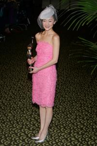 Zhou Xun at the 26th Hong Kong Film Awards.