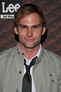 Seann William Scott at the Spike TV's 2008 Scream awards.