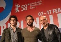 Eduardo Noriega, Thomas Kretschmann and Ben Kingsley at the