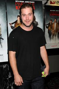 James DeBello at the screening of