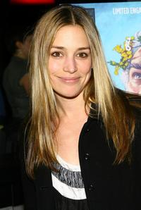 Piper Perabo at the opening night of