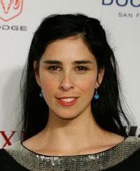 Sarah Silverman at the Maxim Oasis: Pre-VMA Bash.