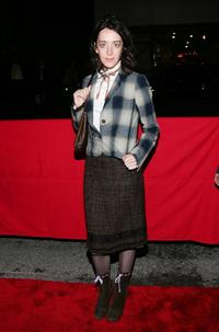 Jane Adams at the New York Film Festival premiere of