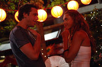 Dane Cook and Jessica Alba in