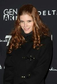 Kate Mara at the 2008 Sundance Film Festival.