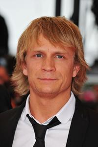 Jeremie Renier at the 61st International Cannes Film Festival.