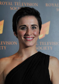 Vicky McClure at the RTS Programme Awards in London.