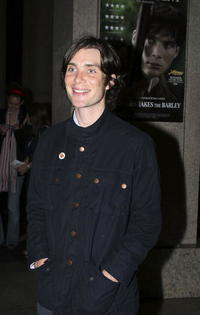 Cillian Murphy at the Syndey, Australia, premiere of