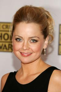Marissa Coughlan at the 11th Annual Critics' Choice Awards.
