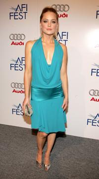 Marissa Coughlan at the special screening of