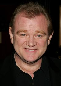 Brendan Gleeson at the premiere of