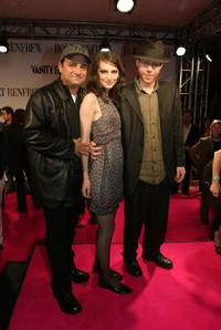 Kevin Pollack, Liane Balaban and Director Gary Yates at the Vanity Fair party during the 29th Annual Toronto International Film Festival.
