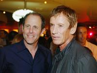 Scott Glenn and Marc Abraham at the after party for the premiere of