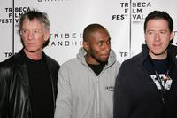 Scott Glenn, Mos Def and director Eric Eason at the 5th Annual Tribeca Film Festival press conference of