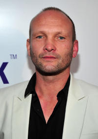 Andrew Howard at the official launch party of BritWeek in California.