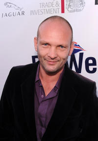 Andrew Howard at the BritWeek's VIP launch reception of the 5th Annual BritWeek in California.