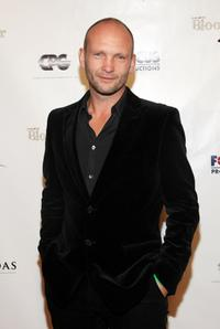 Andrew Howard at the premiere of