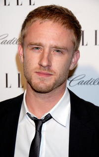 Ben Foster at Elle's 14th Annual Women in Hollywood Party.